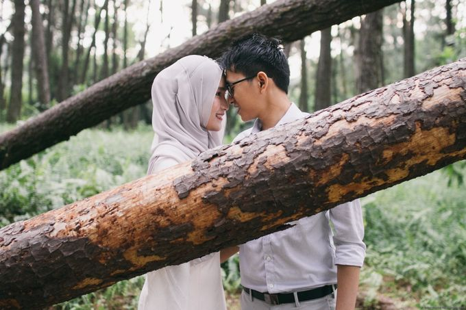 The portraiture session of Syamim & Mira by Hanif Fazalul Photography & Cinematography - 009