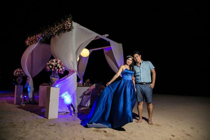 Wedding of Lin Kunkun and Yang Yiqiu by Courtyard by Marriott Bali Nusa Dua - 040