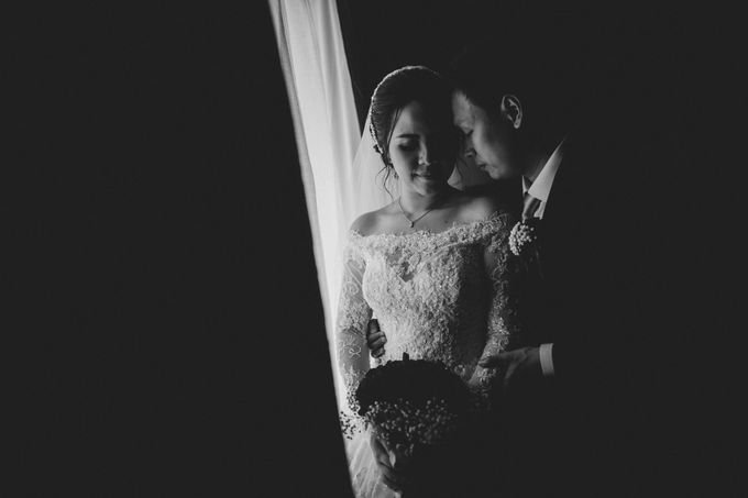 Regina & Willy Wedding Day by Chroma Pictures - 029