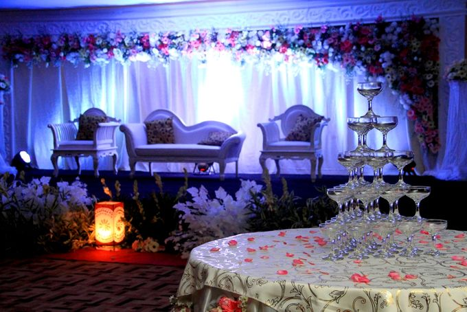 Ballroom Wedding by grandkemang Jakarta - 002