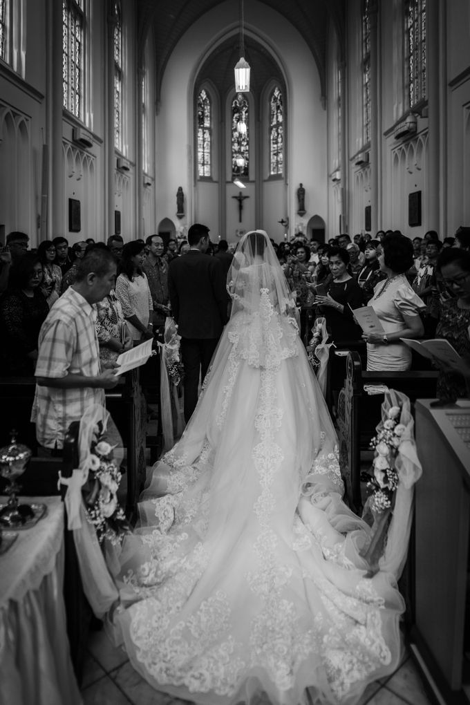 Nicho & Vera Wedding Day by Chroma Pictures - 021