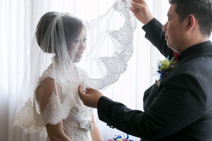 Andry&Susan Weddingday by Okeii Photography - 014