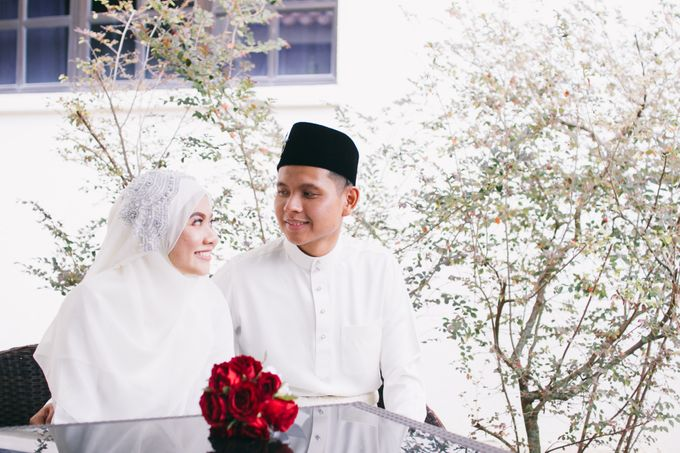 Nina & Alif Solemnization Event by Hanif Fazalul Photography & Cinematography - 001