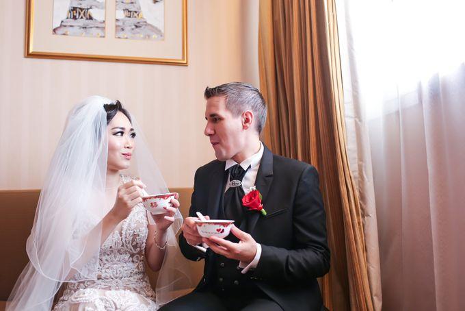 Nicole & Bojan WeddingDay by Anaz Khairunnaz - 015