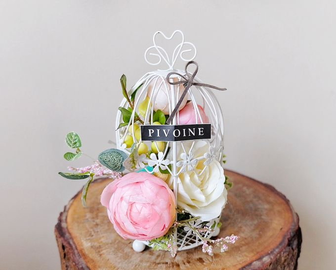 ring box by Pivoine Flower Shop - 007