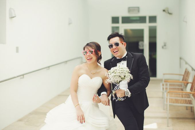 Wedding of Leon and Eunice by Rosette Designs & Co - 007