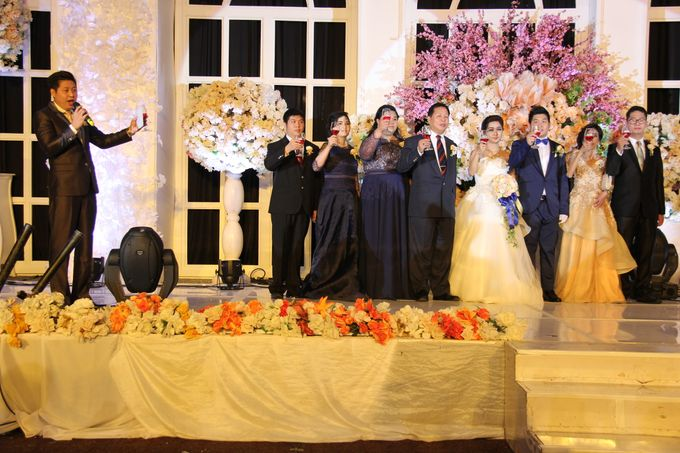 Wedding Party  of Jeffry and Fenny by Hansen Zhang - 011