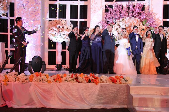Wedding Party  of Jeffry and Fenny by Hansen Zhang - 012