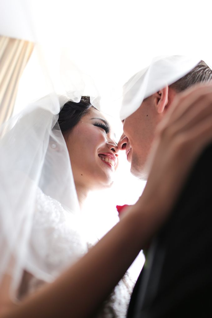 Nicole & Bojan WeddingDay by Anaz Khairunnaz - 016