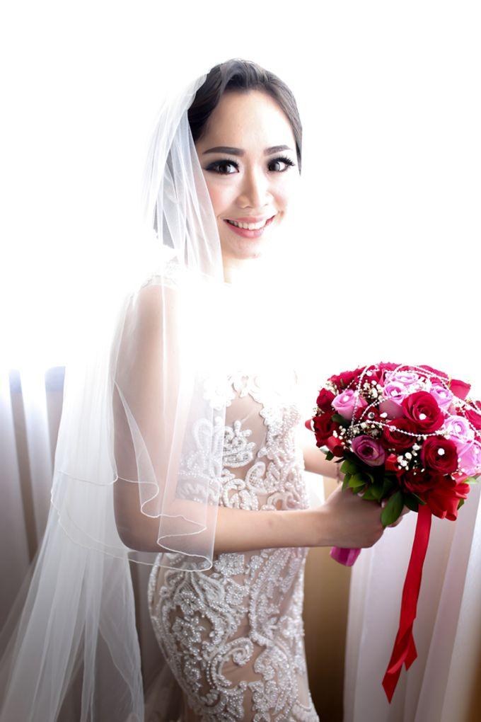 Nicole & Bojan WeddingDay by Anaz Khairunnaz - 017