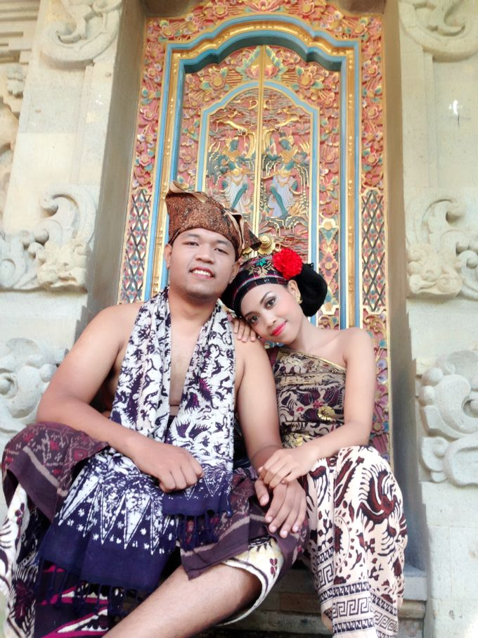 Pre Wed with Balinese Classic  Theme by De Umah Bali - 002