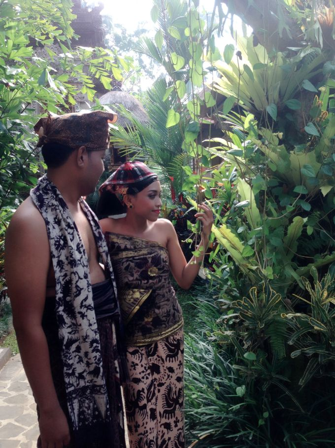 Pre Wed with Balinese Classic  Theme by De Umah Bali - 003