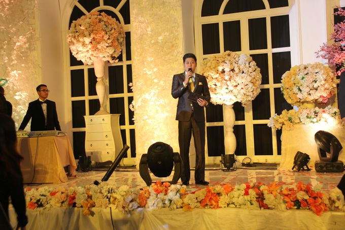 Wedding Party  of Jeffry and Fenny by Hansen Zhang - 014