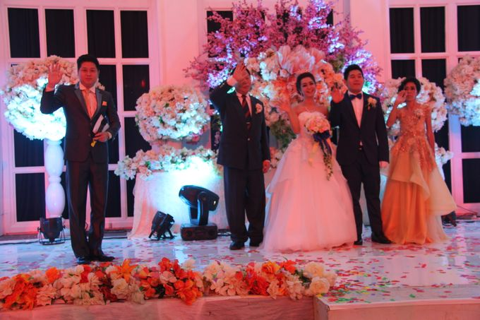 Wedding Party  of Jeffry and Fenny by Hansen Zhang - 016