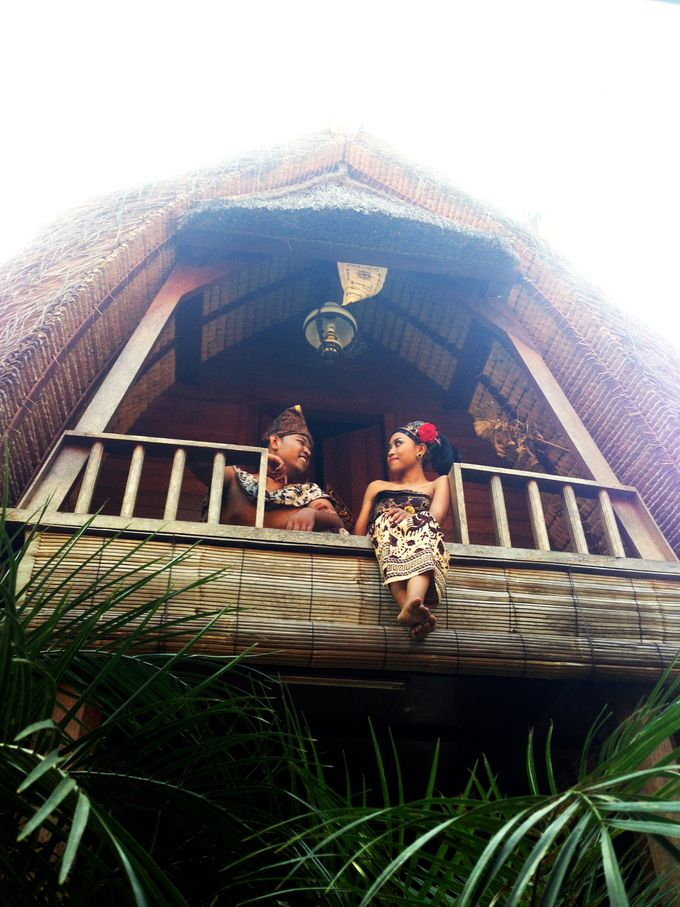 Pre Wed with Balinese Classic  Theme by De Umah Bali - 005