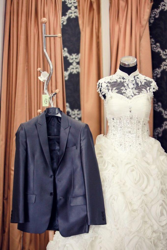 wedding day 2 by Xin-Ai Bride - 020
