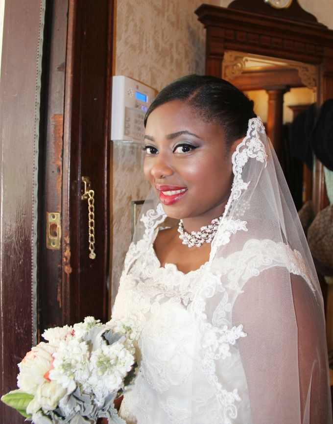 Women of Color Brides by Elza Finishya Makeup Artist - 002
