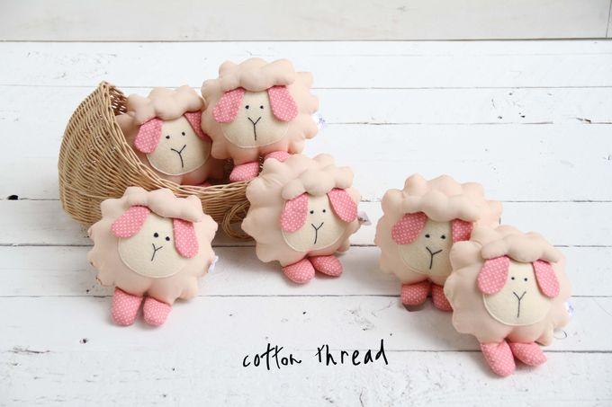 Fluffy Sheep by Cotton Thread - 007