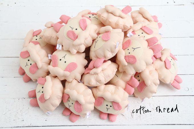 Fluffy Sheep by Cotton Thread - 008