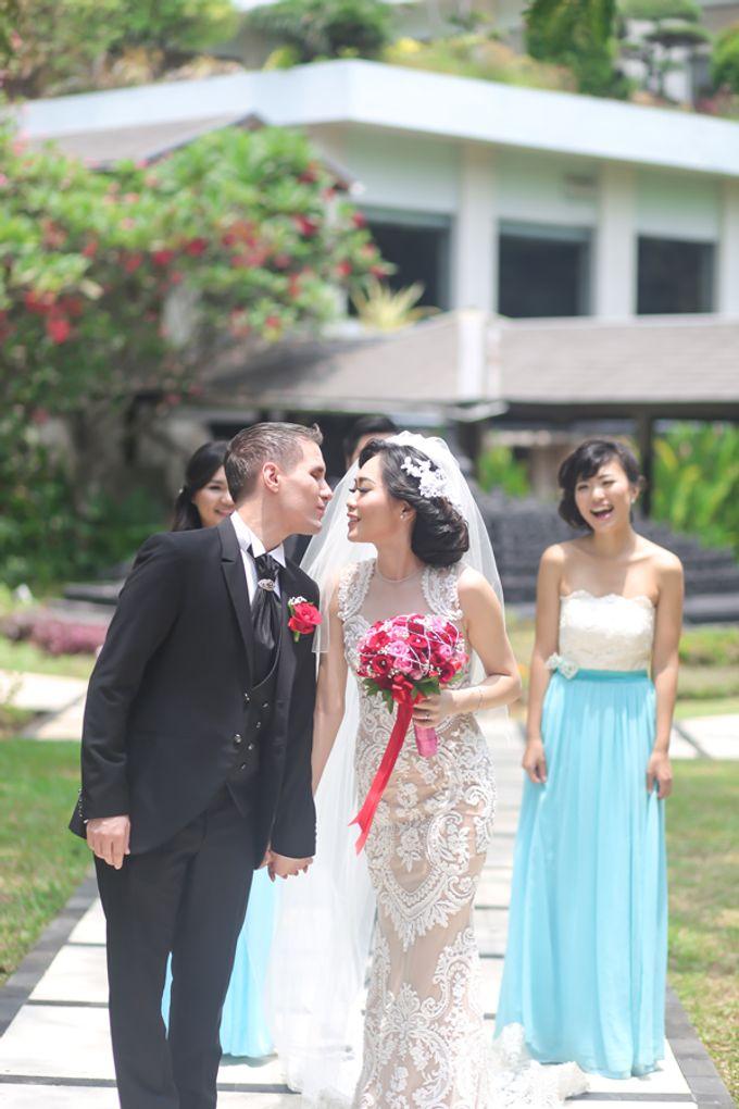 Nicole & Bojan WeddingDay by Anaz Khairunnaz - 018