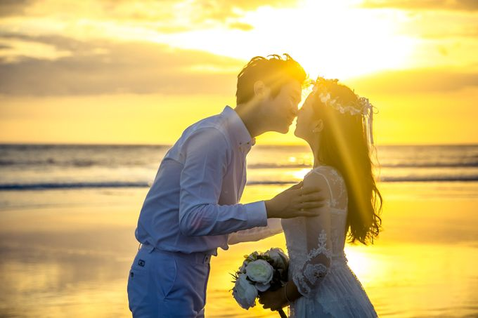 Pre Wedding at W Hotel  Seminyak Bali by W Bali - Seminyak - 026