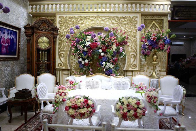 Akad Nikah dr Fika & dr Arif by Watie Iskandar Wedding Decoration & Organizer - 004