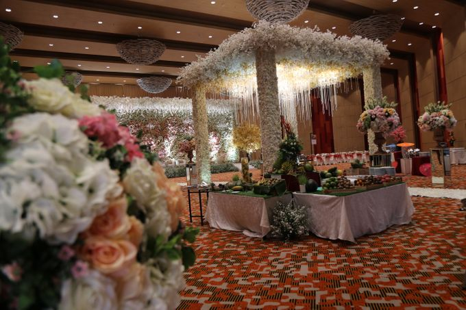 The Perfect day of Melissa and Leo by Grand Mercure Jakarta Kemayoran - 001
