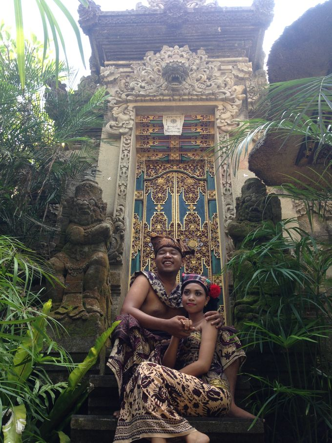 Pre Wed with Balinese Classic  Theme by De Umah Bali - 006