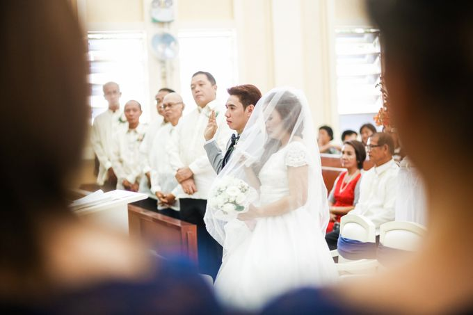 Errol and Leanne Wedding by Verve Films - 036