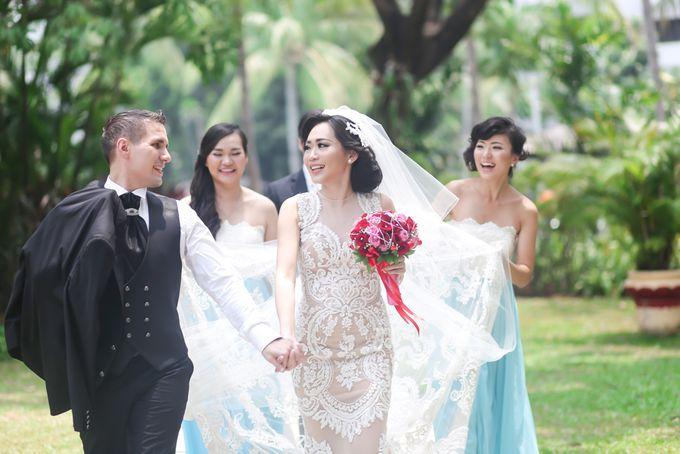 Nicole & Bojan WeddingDay by Anaz Khairunnaz - 020