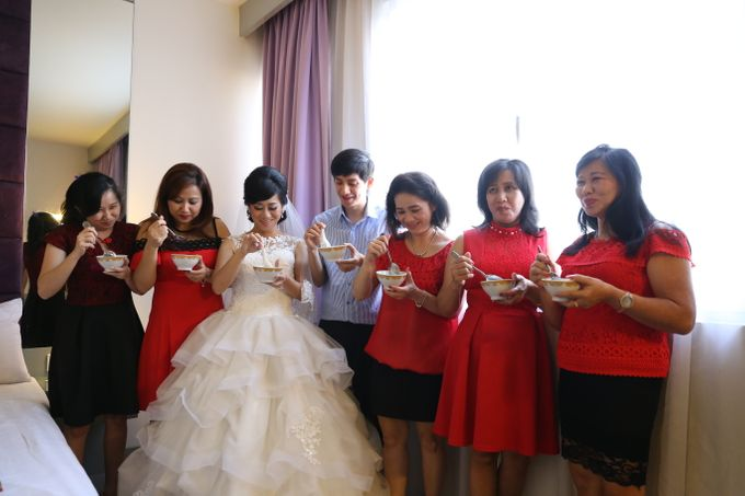 THE WEDDING OF BENNY AND SANNY by JS Wedding Planner Organizer and Entertainment - 015