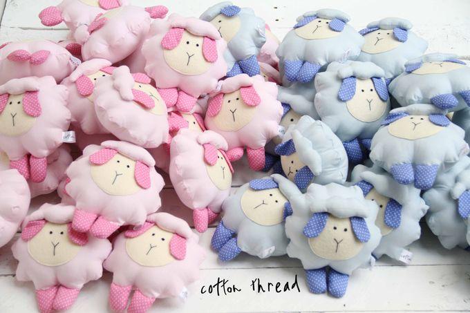 Fluffy Sheep by Cotton Thread - 003