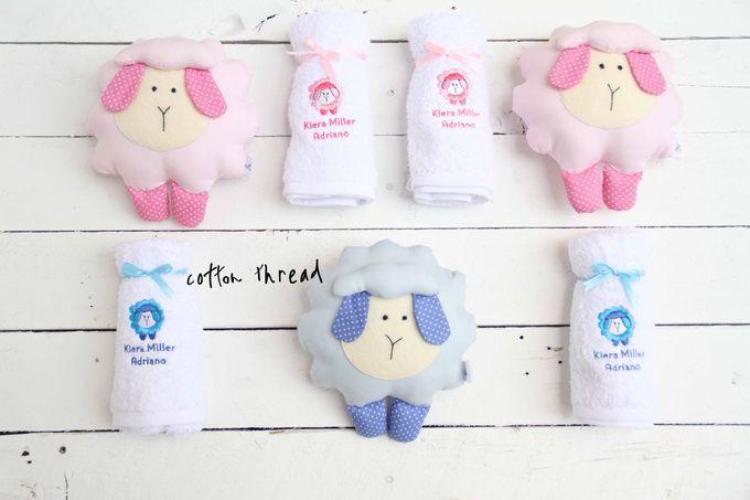 Fluffy Sheep by Cotton Thread - 005