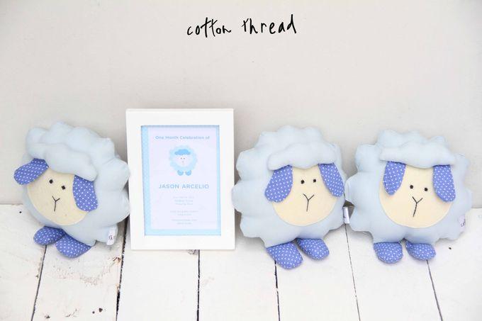 Fluffy Sheep by Cotton Thread - 006