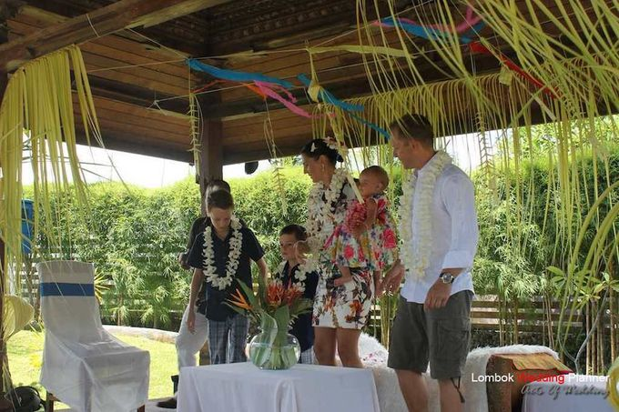 Legal Wedding In Lombok by lombok wedding planner - 009