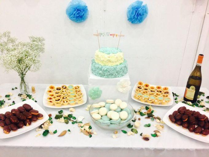 Dessert Tables by PastryDen Pte Ltd - 046