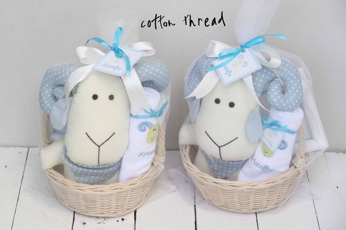 Custom hampers for baby kristoffer by cotton thread bridestory add to board custom hampers for baby kristoffer by cotton thread 008 negle Image collections