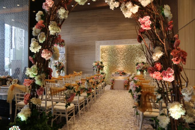 Wedding Gathering by Grand Mercure Jakarta Kemayoran - 004