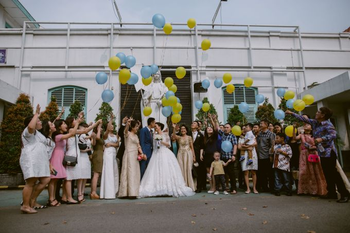 Nicho & Vera Wedding Day by Chroma Pictures - 033
