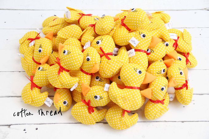 Quack Quack Quack by Cotton Thread - 001