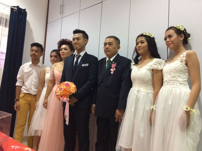 THE WEDDING OF ANGGA AND ANNE by JS Wedding Planner Organizer and Entertainment - 013