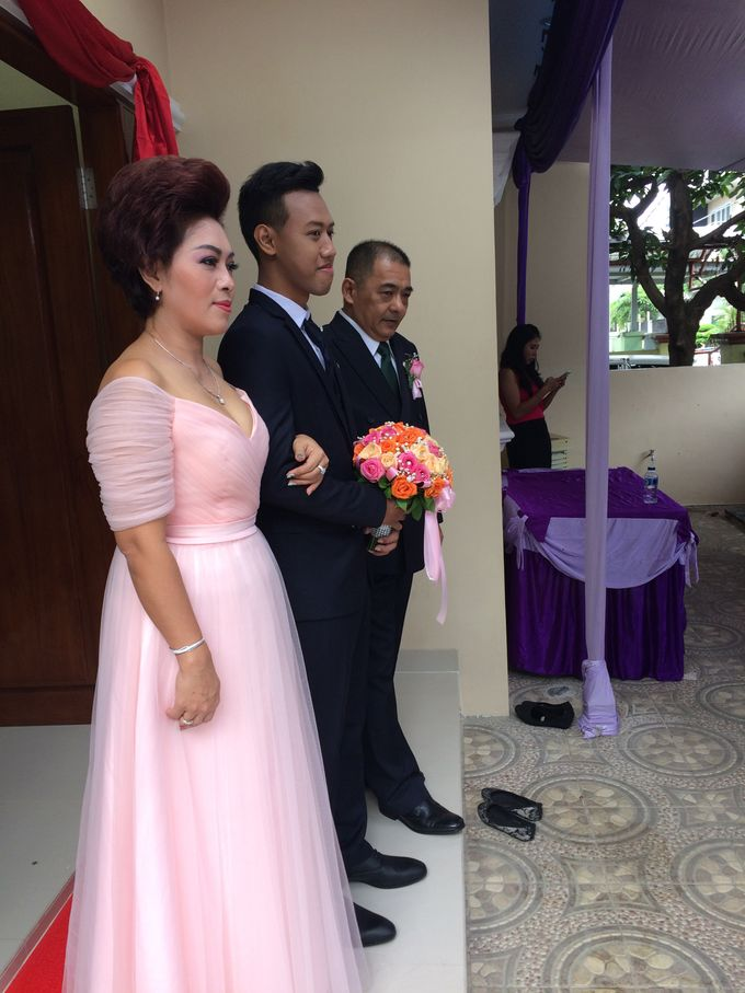 THE WEDDING OF ANGGA AND ANNE by JS Wedding Planner Organizer and Entertainment - 015