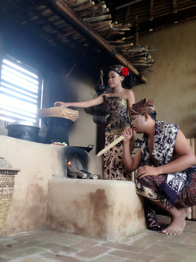 Pre Wed with Balinese Classic  Theme by De Umah Bali - 008