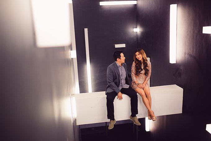 Luke and Debbie x Ronac Art Center Engagement by GJ Esguerra Photography - 001