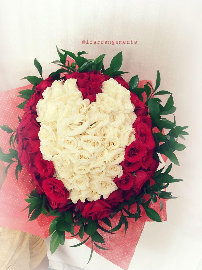Native Flower by Love Flower - 009