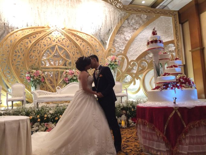 THE WEDDING OF ANGGA AND ANNE by JS Wedding Planner Organizer and Entertainment - 034