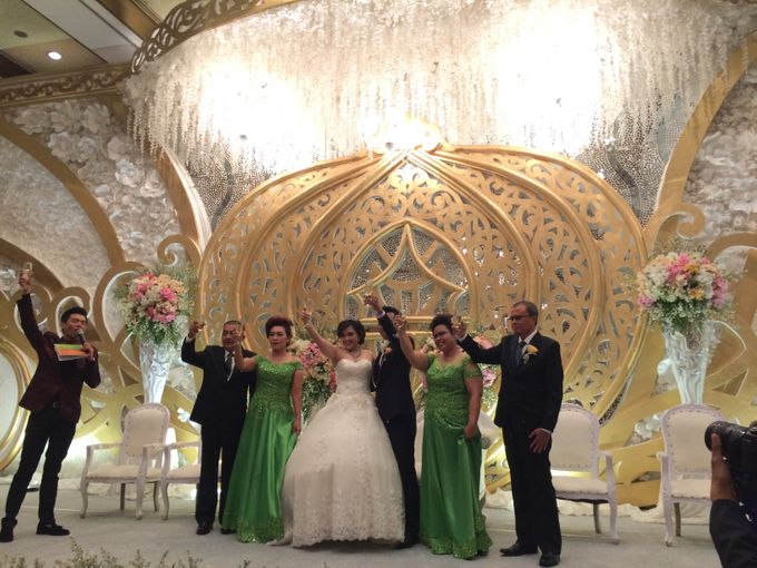 THE WEDDING OF ANGGA AND ANNE by JS Wedding Planner Organizer and Entertainment - 035
