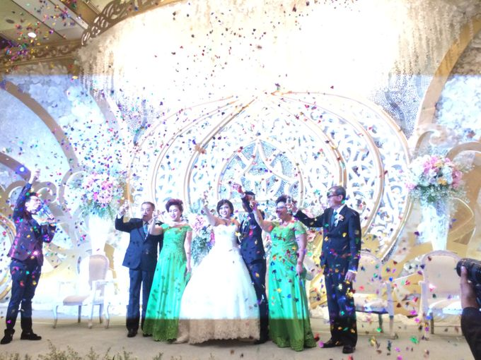 THE WEDDING OF ANGGA AND ANNE by JS Wedding Planner Organizer and Entertainment - 036
