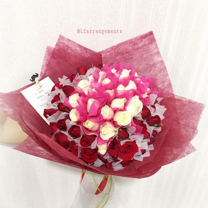 Native Flower by Love Flower - 017