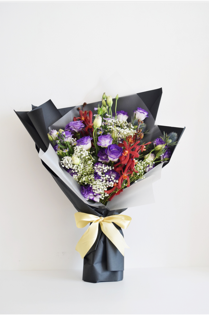 Bespoke Flower Bouquets by A. Floral Studio - 006